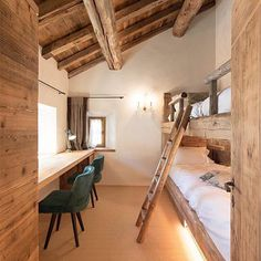 Restored Engadin (built in 1680) house near St. Moritz listed by Sotheby's Realty | More images @finepropertiesmag #fineinteriors #interiors #interiordesign #architecture #decoration #interior #loft #design #happy #luxury #homedecor #art #decor #inspiration #blogger #photooftheday #lifestyle #travel #archilovers #photography #likeforlike #arte #garden #kitchen #interior123 #interiordecorating #furniture #mansion #home #house