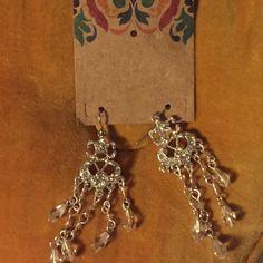 ChaNdeLier CrysTaL dRoP EaRRiNgs🌹💎 NEW!🌹💕🍭 Jewelry Earrings