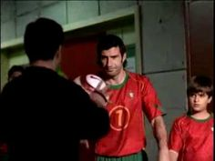 Nike Soccer Brazil vs Portugal Commerical