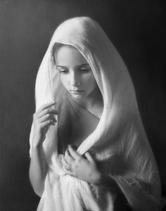 Portrait Sketches - May - Alina Maiboroda