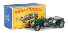 Matchbox Models of Yesteryear No.Y5-2 Bentley 4.5 litre