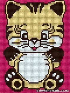Схемы вышивки для детских вязаных вещей (4) (531x700, 374Kb)