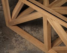 PERCEPTION Coffee Table | WORKBENCH Co.