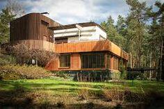 18: Villa Mairea by Alvar Aalto in 1940, Finland.