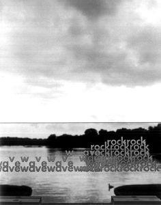 »wave/rock« by ian hamilton finlay (+)