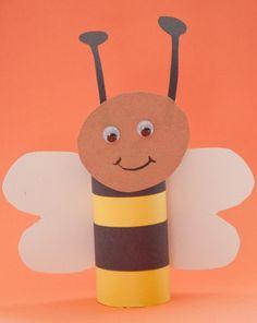 Activities: Bumble Bee Decorations