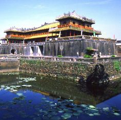 #Hue #Imperal #citadel  Please like, repin or follow us on Pinterest to have more interesting things. Thanks.  http://hoianfoodtour.com/