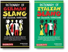 International Slang Dictionaries $7.99