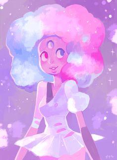 Cotton Candy by glitchedpuppet.deviantart.com on @DeviantArt