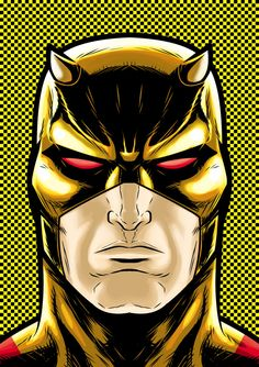 Dare Devil Yellow P.Series by =Thuddleston on deviantART