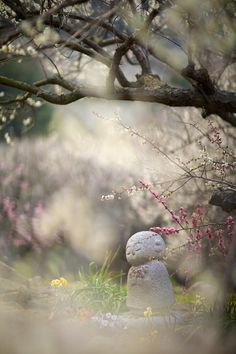 Jizo statue at Mt. Ayabe, Hyogo Pixiv Fantasia, All About Japan, Little Buddha, Art Asiatique, Hyogo, Art Japonais, Parcs, Nihon, Nice To Meet