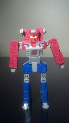 #Transformers: #Slamdance. The combination of the mini tapes: Raindance and Grandslam. Cool robot mode.