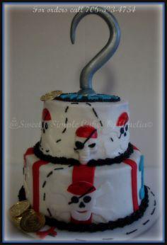 Pirate Cake!!