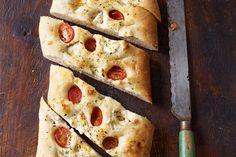 Mozzarella and tomato bread recipe