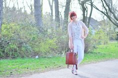 #Redhair #Redhead #roteHaare #Outfit #ootd #Modeblog #Mode #Fashion #Fashionblog #Blog #Sunglasses #Sonnenbrille  See more here: http://annanikabu.com/ein-besonderer-sonntagsspaziergang/