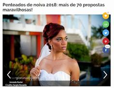 JURANDA XAVIER: Bombando outra matéria sobre noivas no ZankYou.