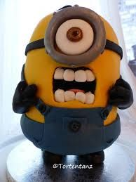 Image result for christmas minion cake