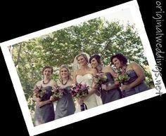 Bridesmaids #Bridesmaids, #Weddings (saw dis on http://originalweddings.net )