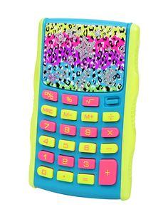 Leopard Calculator | Journals & Supplies | Fun & Gifts | Shop Justice