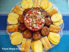 Μελένια κεφτεδάκια Cookbook Recipes, Cooking Recipes, Pot Roast, Sausage, Pork, Meat, Ethnic Recipes, Carne Asada, Kale Stir Fry