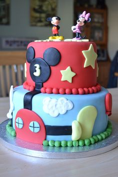 Would have been so cute for Nathan's Mickey party... Maybe our next baby ;)
