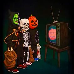 Halloween III 🎃 Season of the witch 🍁 Silver Shamrock ☘️ All Horror Movies, Halloween Horror Movies, Halloween Scene, Scary Movies, Scary Halloween, Vintage Halloween, Halloween Town, The Witch Movie, Silver Shamrock