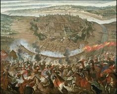 When Islam's Largest Army Came: The Siege of Vienna, 1683 - Raymond Ibrahim Comedy Novels, The Siege, Central Europe, Ottoman Empire, Antique Prints, Eastern Europe, Vienna, Illustration, Painting