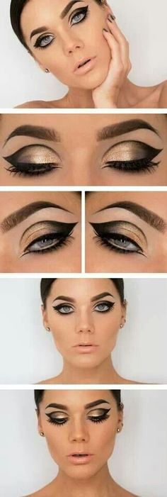 Gorgeous Party Makeup Ideas