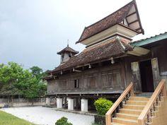 Masjid Telukmanok, >300 YR (Lubo Sawa, Narathiwat, Thailand)