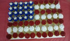 20 blue, 30 red, and 20 white plus white candy molds great for eagle court of honors and 4th of July!