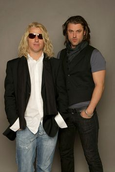 """Ed Roland and Dean Roland Photo """"Collective Soul"""""""