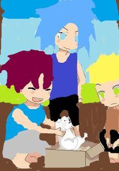 three brohters
