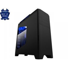 Award Winning Rosewill B2-SPIRIT - ATX Full Tower Gaming Computer Case - Supports up to 400 mm long VGA Cards, up to 280 mm Long Liquid-cooling Radiators, up to 8 fans