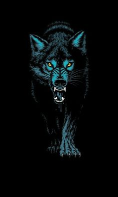 48211297 Alpha Wolf in 2020 Artwork Lobo, Wolf Artwork, Lion Wallpaper, Animal Wallpaper, Wallpaper Pictures, 3d Wallpaper Android, Angry Wolf, Demon Wolf, Werewolf Art