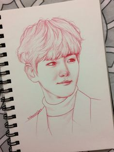 """iridescentjam: """"I just wanna draw him all day everyday  """""""