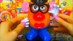 My first video - ever! - on YouTube Mister Potato Head Disney Toy story! - Toy review for kids - Bella Toys https://youtu.be/acxqufKn6Tw