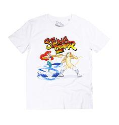 T Shirt String Fighter III by DAÖMEY CLOTHING | Shop on: https://grafitee.us/s/t-shirts/354-t-shirt-string-fighter-iii.html | #tshirt #fashion #clothing #apparel #grafitee #shopindie