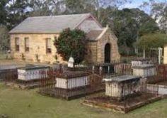 Beautiful Old Church  @ Ebenezer NSW