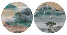 New Landscapes - Yao Lu
