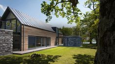 Bespoke Eco Home By An Award Winning Eco House Designer