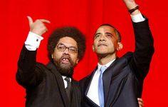 Cornel West attacks President Obama: '1st ni--erized president'