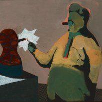 Michel Galvin Felder, Pasta, Illustrations, Painting, Style, Swag, Illustration, Painting Art, Paintings