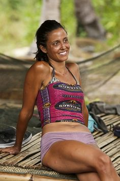 Monica Padilla reflects on her Second Chance experience.5th voted out of Survivor