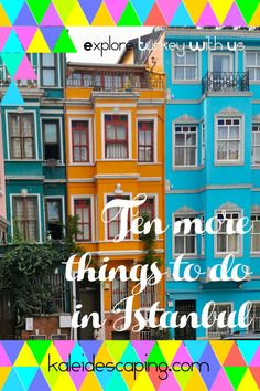 10 More Things To Do In Istanbul: You've done the best, now do the rest! Stuff To Do, Things To Do, Blue Mosque, Madame Tussauds, Hagia Sophia, Grand Bazaar, Grand Mosque, Turkey Travel, 14th Century