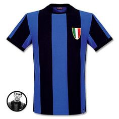Inter Milan Retro 1960 Long-sleeved Shirt