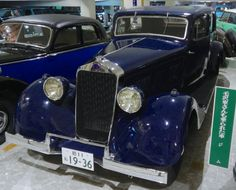 1936 Delage D6-65