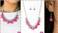 I love this necklace and earring set! See my board for details ❤︎