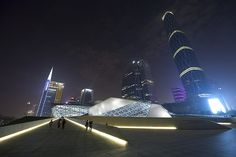 Zaha Hadid's Guangzhou Opera House – in pictures | Art and design | The Guardian