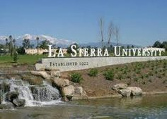 La Sierra University, Riverside, California