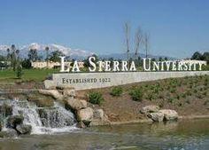 La Sierra University, Riverside, California